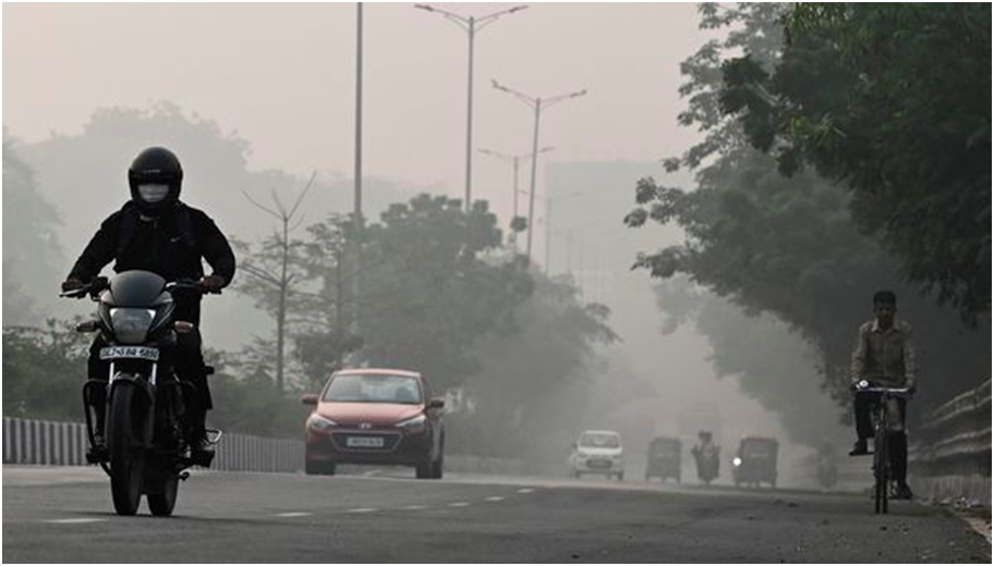 Air Pollution in North India